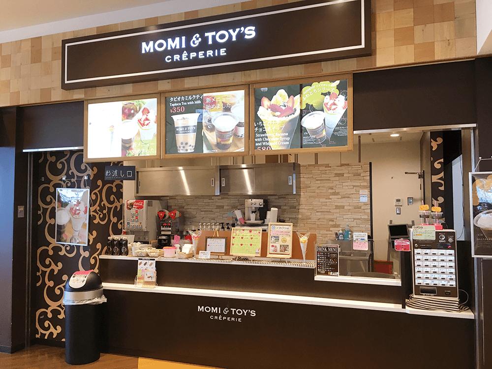 MOMI&TOY'S〔モミ アンド トイズ〕